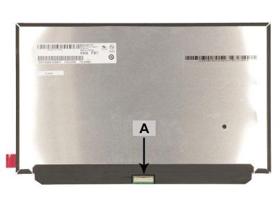 Laptop scherm 00NY418 12.5 inch LED Mat