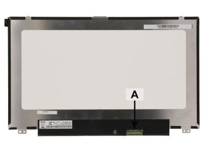 Laptop scherm 2HY74 12.5 inch LED Mat