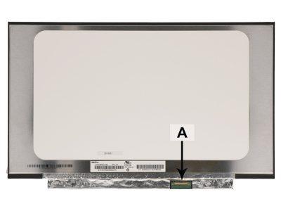 Laptop scherm NT140WHM-N46 14.0 inch LED Mat