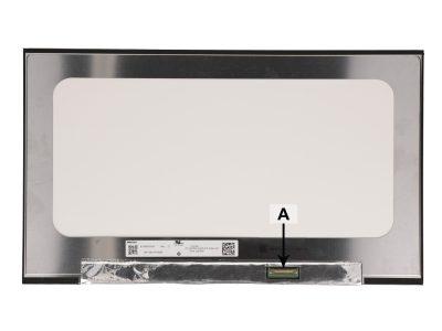 Laptop scherm XF0N6 14.0 inch LCD Mat