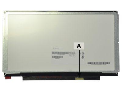 Laptop scherm YP9X0 13.3 inch LED Mat