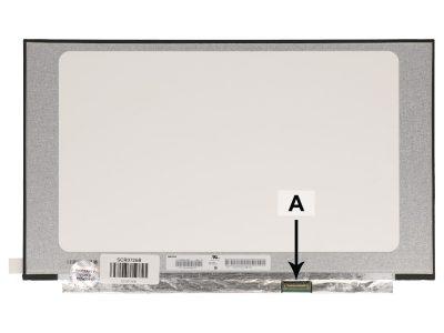 Laptop scherm NT156WHM-N49 15.6 inch LED Mat