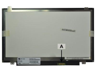 Laptop scherm XX13F 14.0 inch LED Mat