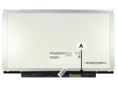 Laptop scherm X08X4 13.3 inch LED Mat